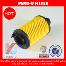 High efficiency of hydraulic in line oil filter housing