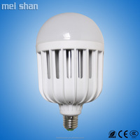 Led bulb light E27 26W Aluminum and Plastic body lamp with pure white CCT