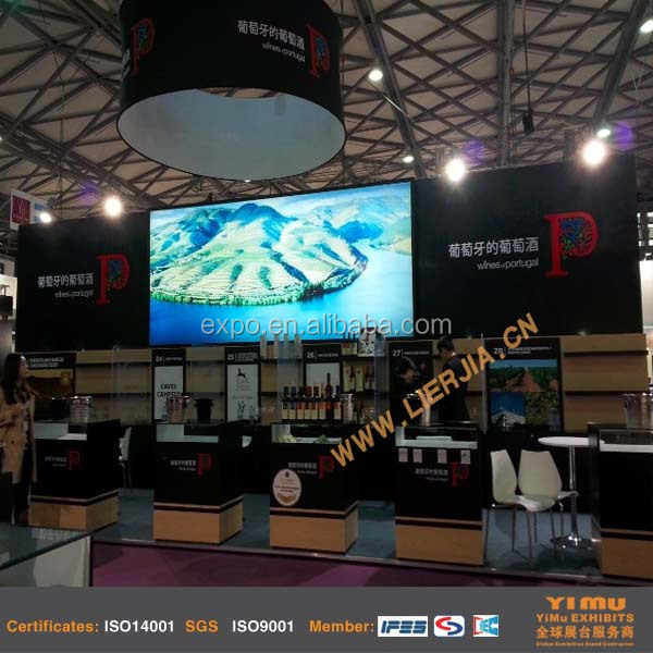 Hong Kong exhibition stand contractor