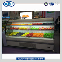 DHM1213O1 Semi-Vertical Mini Cabinet in Supermarket Refrigeration Equipment