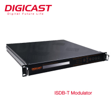 (DMB-2048A) High Performance IPTV Modulator IP To Cable TV Isdb T ISDB-T Modulator For Brazil Market
