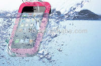 New Style Sport Swimming Waterproof Case for iphone4/4S 5G