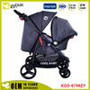 2016 Hot Sale Europe Standard Baby Stroller 3 In 1 Adjustable Baby Stroller
