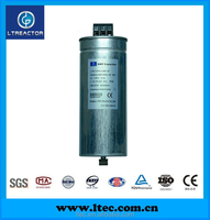Three-phase Low voltage power capacitor 50Hz 480V