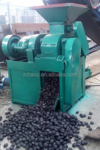 Pillow shape charcoal briquette making machine for hot selling