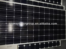 best price 85watt 90watt 95watt 100watt 105W solar module 12v pv solar panel for sale