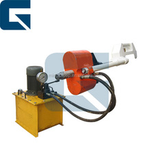 Excavator Press link machine,Chain Removal Machine For Excavator.Machine for Pressing Link