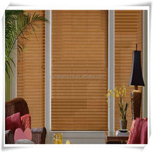 Bamboo Blinds Using for Kitchen Window Decor