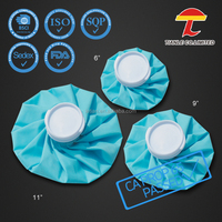 Light blue color medical ice cooler pack