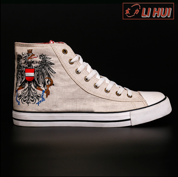 Wholesale Canvas Unisex Nylon Casual Men Shoes Sneakers