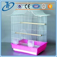 high quality stainless steel bird cage , wholesale bird cage