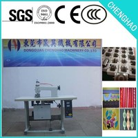 leather lace machine, CE Approved,china lead manufacture