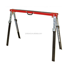 Fold Up Adjustable Metal Saw Horse (1PC)