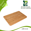 Vegetable kitchen use eco-friendly organic bamboo chopping board