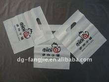 PE Handle plastic bags for promoting/shopping