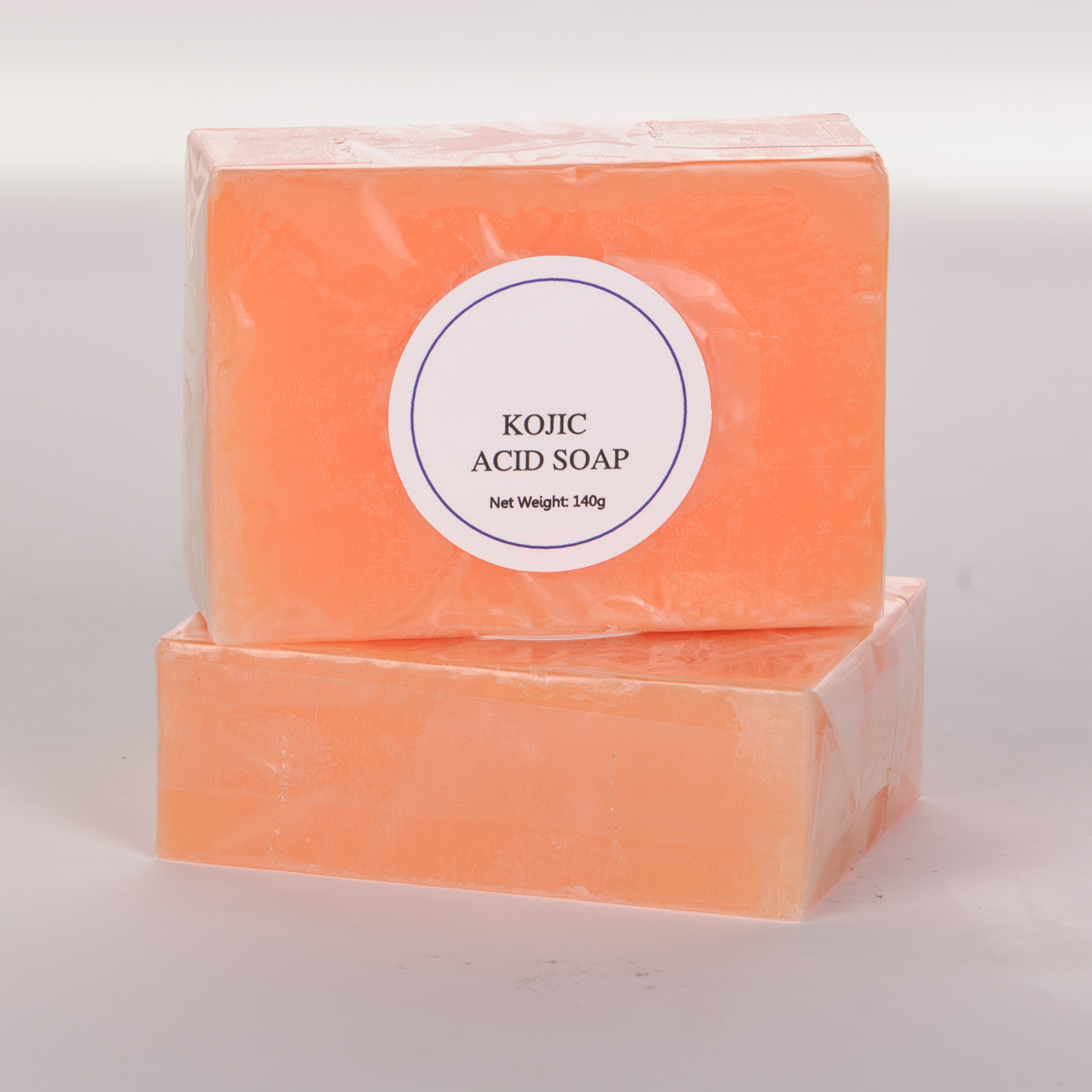 Bath bar Skin Whitening Orange Kojic Acid Soap