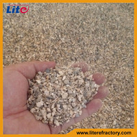 85% Al2O3 3.15g/cm3 Raw Material Calcined Bauxite for Sale