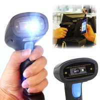 2D QR Wired Handheld USB Laser