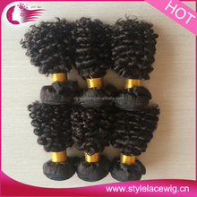 good quailty low price 100% virgin human remy hair grey remy human hair weave