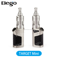 Vaporesso 2016 Best Sell e Cigarette Vaporizer Vaporesso TARGET Mini TC Starter Kit, 40w Target Mini vs 10w Eleaf iNano