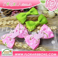 Baby Girl's Ribbon Grosgrain Clips Hairpins Barrettes