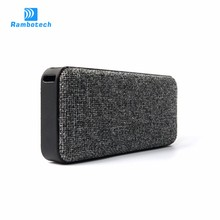 2017 New Design Portable Mobile Music Waterproof Wireless Mini USB Bluetooth Car Speaker RS600