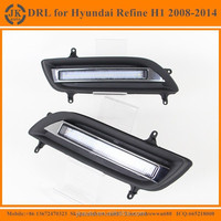 Good Price Wholesale High Power LED DRL For Hyundai Refine H1 LED Daytime Running Light for Hyundai Refine H1 2011-2013