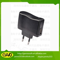 online shopping high efficiency 5v 1.2a usb adapter for dvd player