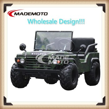 China Supplier 150cc Cheap Mini willys 4x4 for Sale
