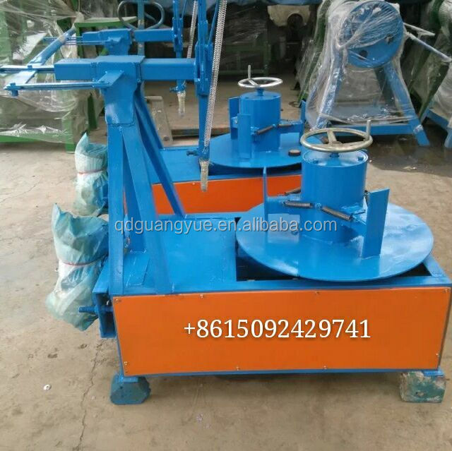 Scrap tyre waste tyre ring cutter/Circle cutting machine /tire sidewall cutting machine
