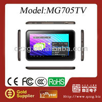 7 inch full function 3G android pad with Wifi GPS Tablet PC