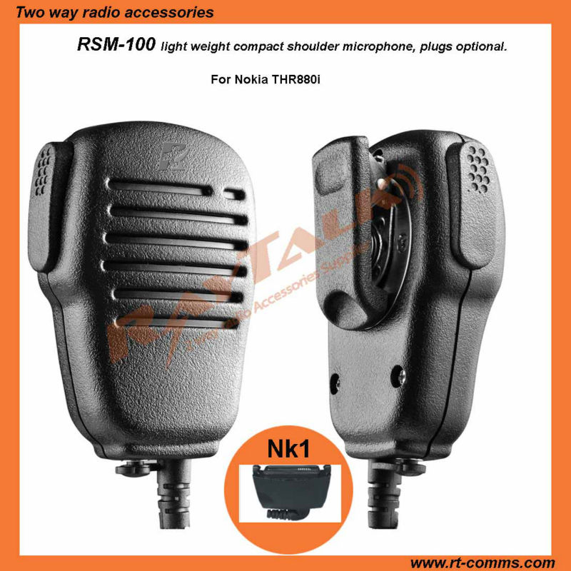 Two way radio accessories for Nokia THR880i