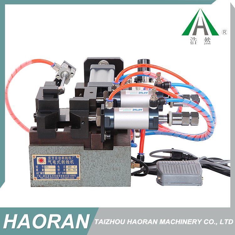 Attractive price new type scrap copper wire stripping machine