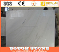 Chinese Supplier white marble tiles ,italian marble prices,high quality white marble slab
