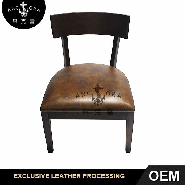Classical design wholesale genuine leather dining chairs K688