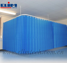 Suzhou Elim Quality Care Antibacterial Hospital Disposable Curtain Disposable Biocidal Cubical Curtains