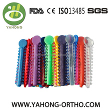 new style dental NON-latex ligature tie innovadores productos