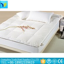 China manufacturer high quality mattress protector waterproof hypoallergenic