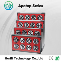 ebay best selling products apollo 4 full spectrum led growlights/led grow lights 1200w 5w chip flowering fruiting panel 800w