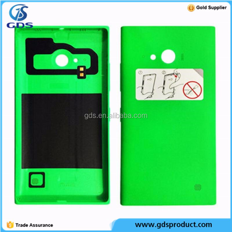 Green Back Housing Battery Door Rear Cover Case For Nokia Lumia 730 735