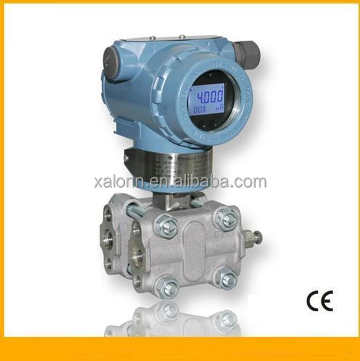 Local Operation IP65 HART Intelligent 4-20ma Vacuum Smart Pressure Transmitter with Display
