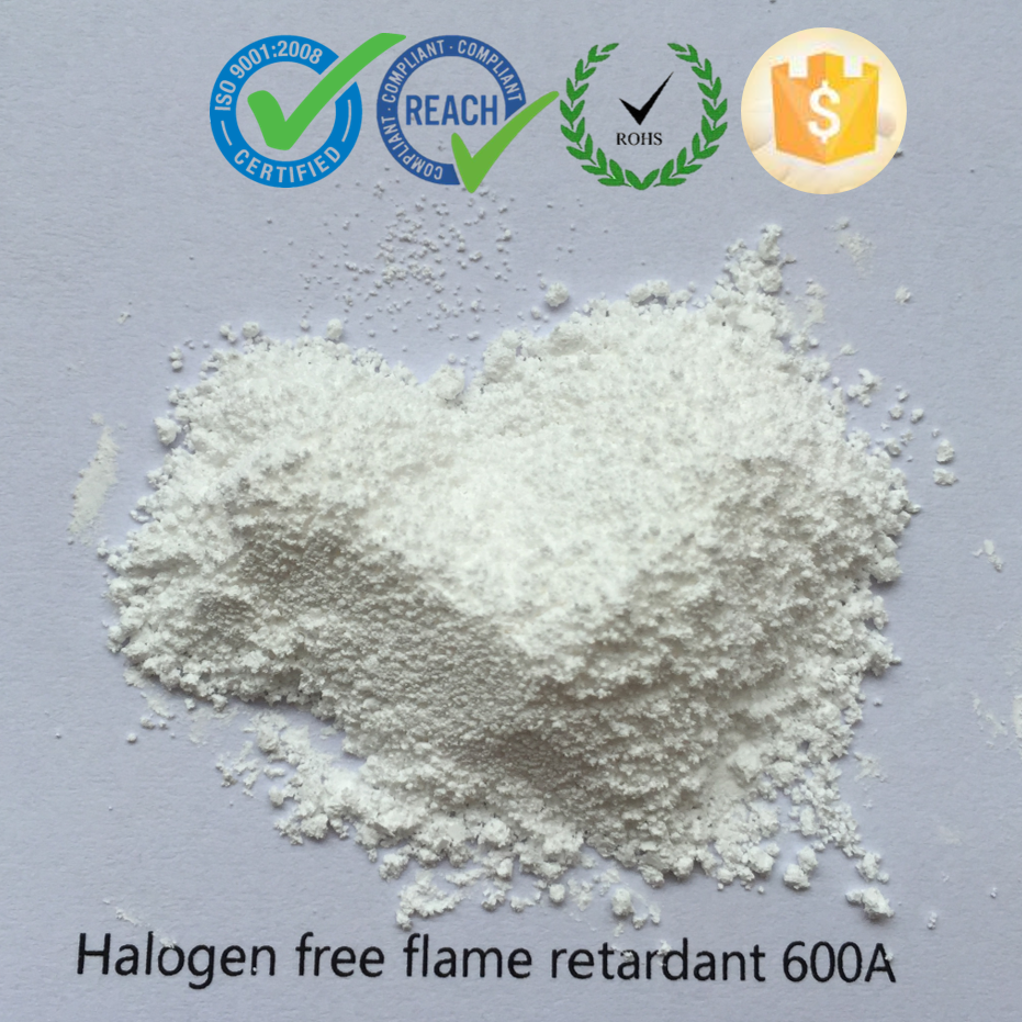 nitrogen phosphorus ul 94 V0 halogen free flame retardant for tpu BX600A