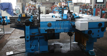 iron chain machine 6mm to 11mm Automatic chain bending machine,lift chain macking machine