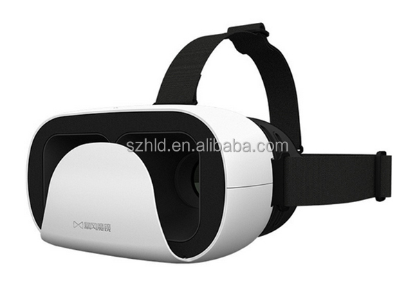 New Arrival Baofeng mojing Xiao D Virtual Reality 3D Glasses Open Sex Film Smartphone + Bluetooth Controller