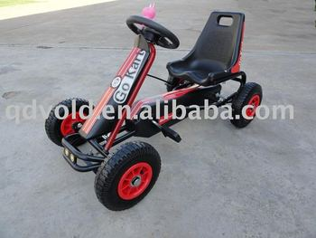 Christmas go kart for girl(stock)
