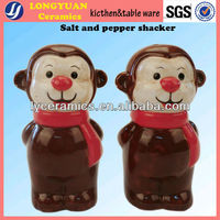 New design hot sale custom salt and pepper shakers factory direct China