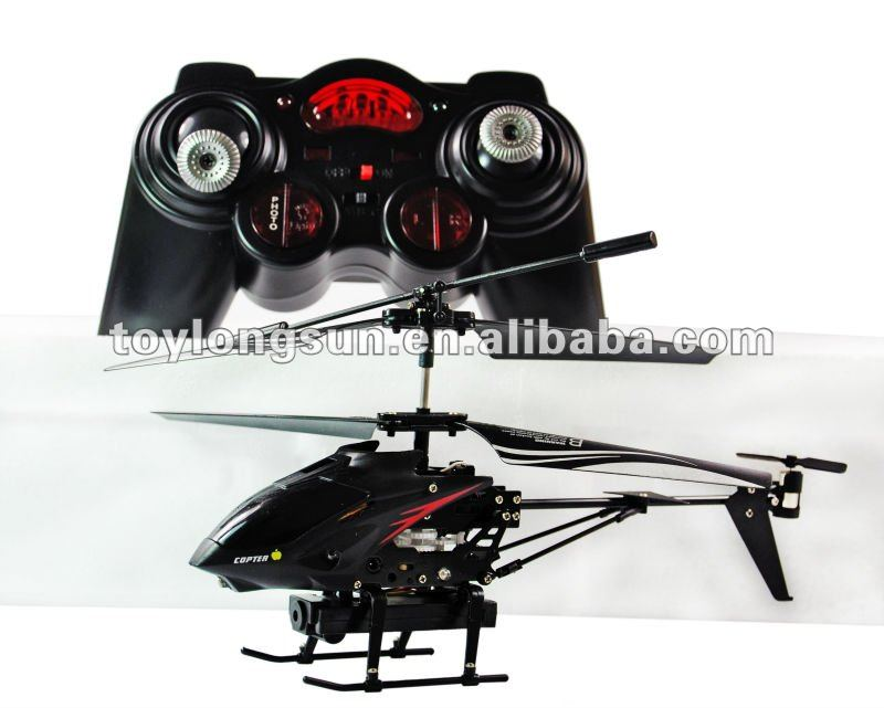 3.5CH rtr scale rc helicopter with colorful lights