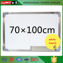 Wholesales customized dry wipe big student white board