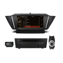 Car DVD Player GPS Navigation System For BMW X1 E84 2009 2010 2011 2012 2013 with TV Radio RDS Audio Video Player Canbus