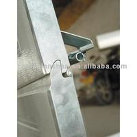 finger protection overhead garage door
